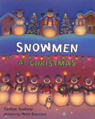 SnowmanAtChristmas